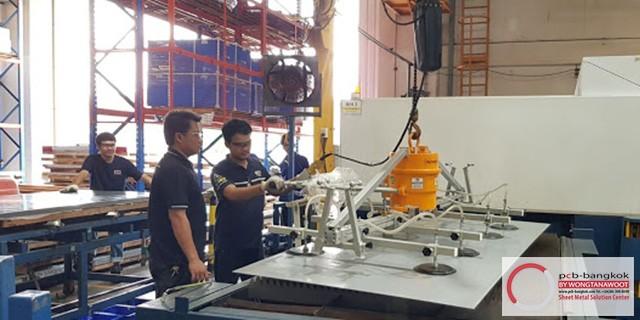 PCB VACUUM SHEET LIFT เครื่องยกแผ่นสูญญากาศที่มืออาชีพเลือกใช้งาน