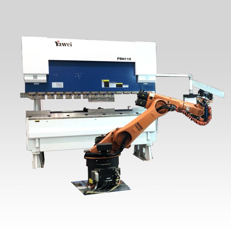 YAWEI: Robot Handling
