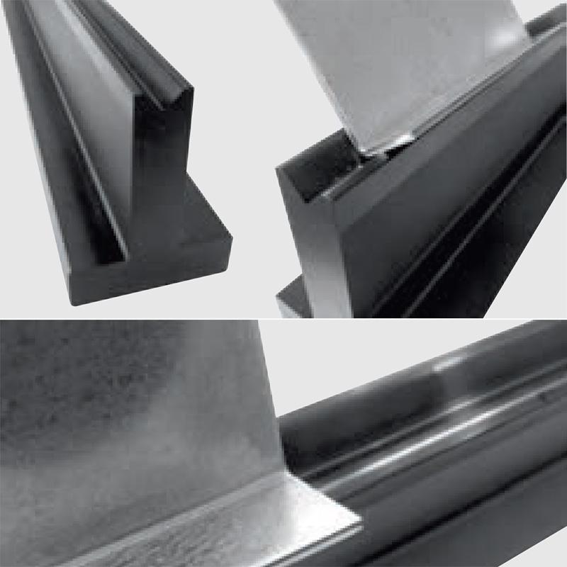 ROLLERI: Press Brake Tooling and Equipment