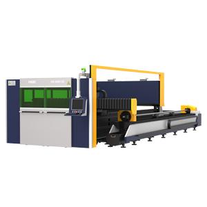 HSG: HS-G3015E Cutting Metal Sheet and Tube
