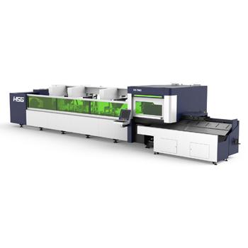 HSG: TH65 Professional Tube Fiber Laser Cutting Machine
