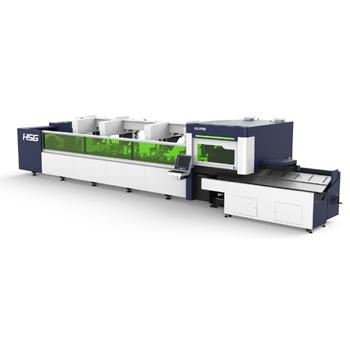 HSG: TP65 5-Axis Tube Fiber Laser Cutting Machine