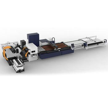 HSG: G3015L Fiber laser cutting Unrolling machine