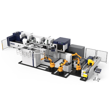 HSG: TS65A Intelligent Tube Production Line
