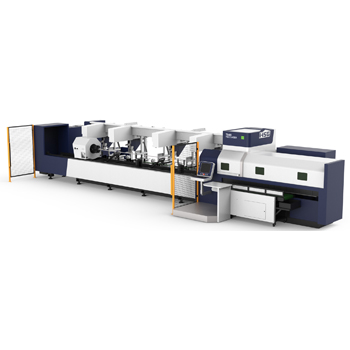 <b>HSG: TM65 small tube fiber laser cutting machine</b>