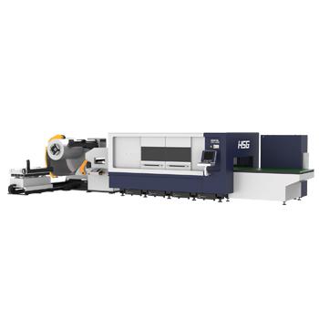 <b>HSG: G3015L Metal-in-coil fiber laser</b>