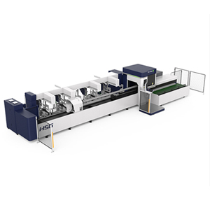 <b>HSG: TS65 Automatic tube laser cutting machine</b>