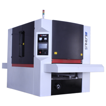 <b>LANUSS: LSP-L800 deburring machine</b>