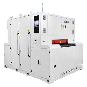 <b>LANUSS: LSB-Plasma Slag Remover machine</b>