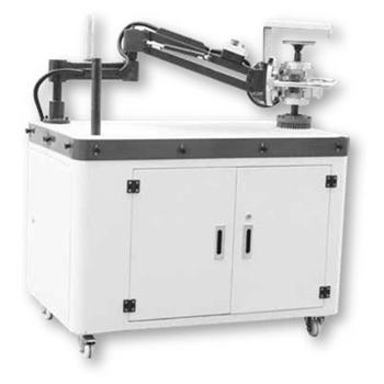 <b>LANUSS: LSD-162 manual deburring machine</b>