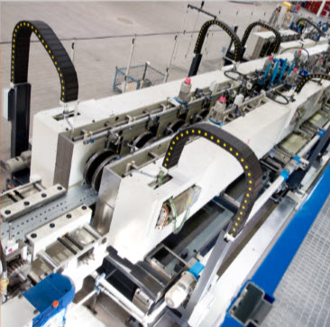 GASPARINI: Flexible Roll Forming Systems